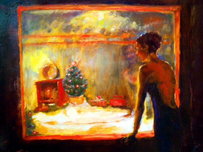 Paintings of Christmas