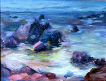 painting of Asilomar